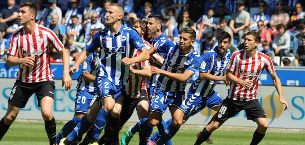 Sigue en directo el Athletic-Alavés