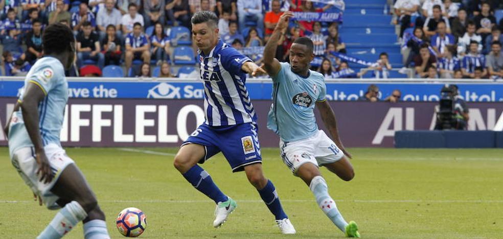 El Celta-Alavés se disputará el domingo 10 de septiembre en vez del viernes 8