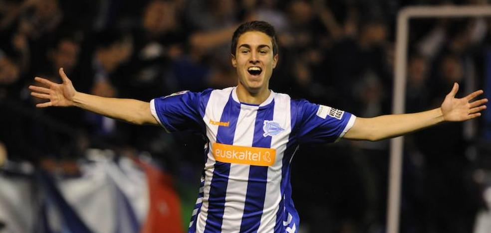 El Alavés cede a Sergio Llamas al Real Unión