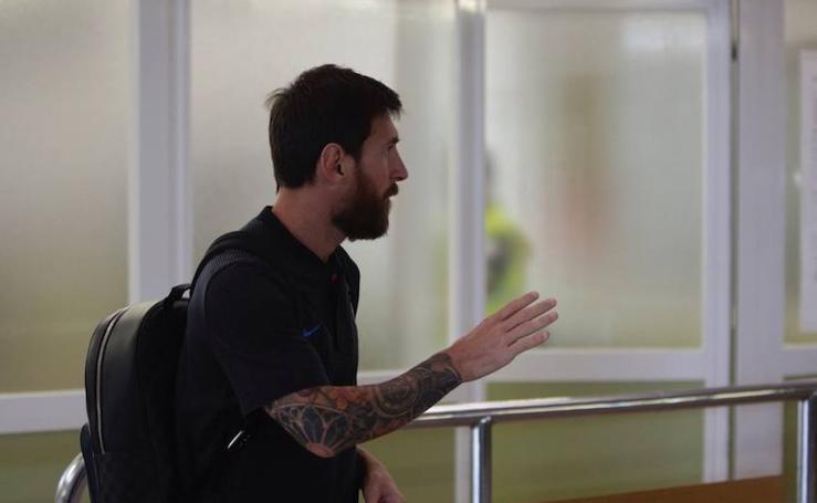 El Barça de Valverde ya está en Vitoria
