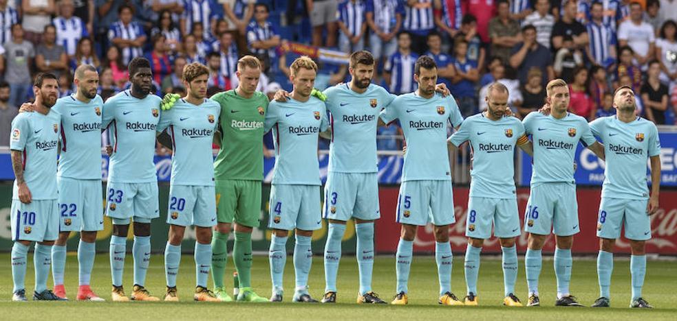 El arranque de la Liga se tiñe de luto en Mendizorroza