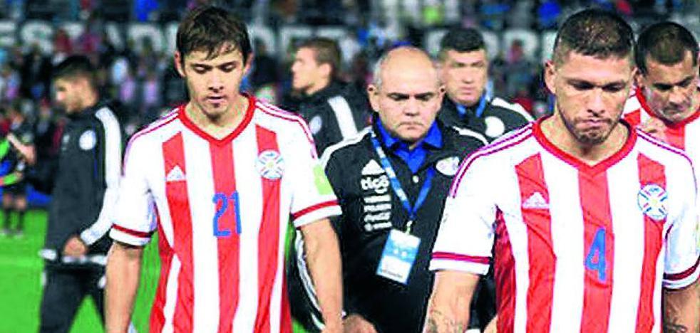 Romero completa dos partidos con Paraguay y Santos se queda sin minutos