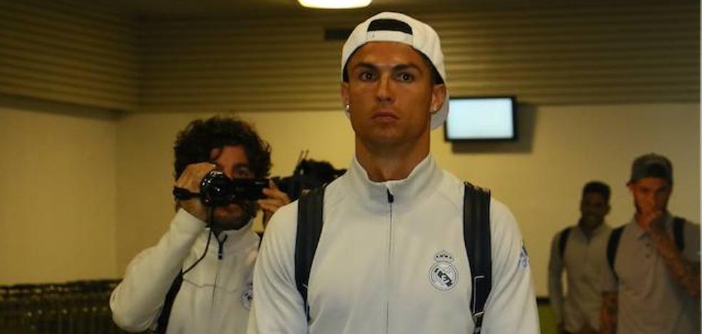 El Real Madrid está en Vitoria con seis notables ausencias