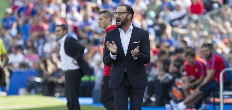 Bordalás volverá a Mendizorroza en la Copa