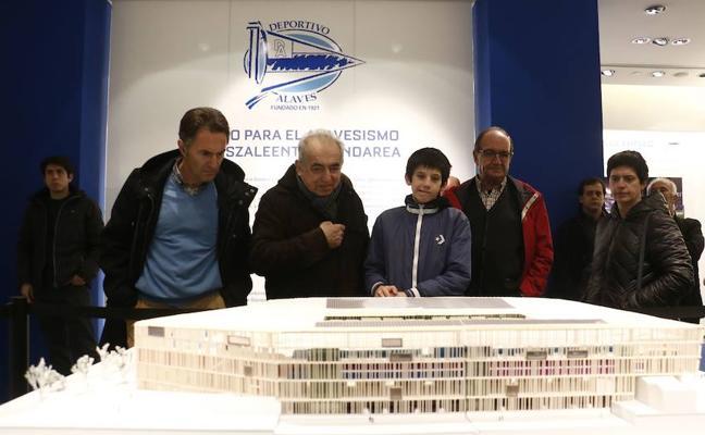 El Ayuntamiento de Vitoria rechaza una consulta ciudadana sobre la ampliación de Mendizorroza