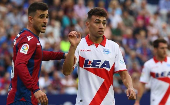 Munir: «Hemos conseguido los tres puntos que necesitábamos ya»