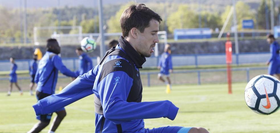 Bojan, casi recuperado, apunta al próximo partido