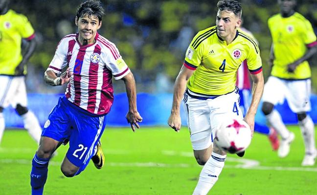 Romero suma 90 minutos con Paraguay y Maripán descansa