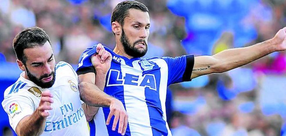 «El partido contra el Levante tiene que servirnos de referencia», dice Pedraza