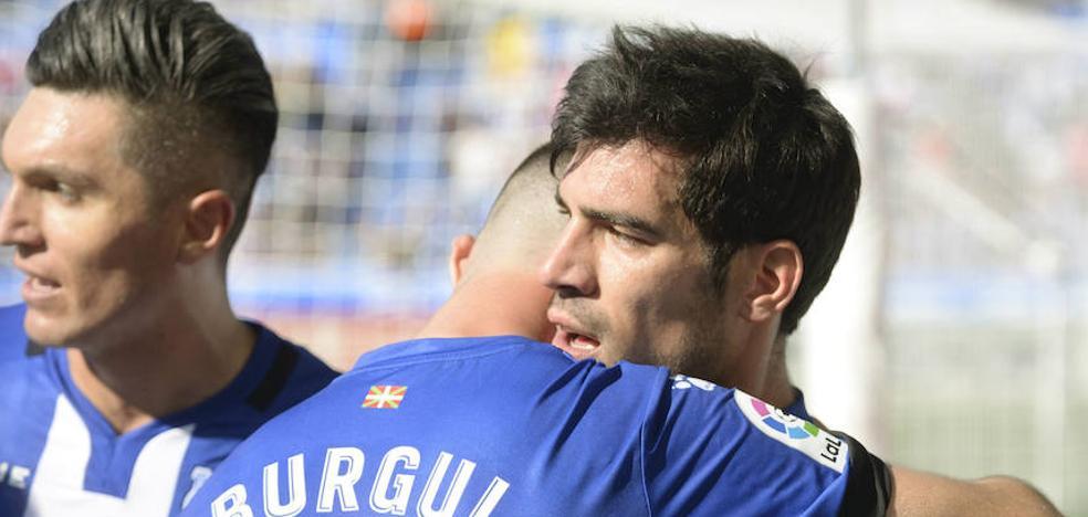 El Alavés jugará ante el Espanyol por sexto sábado consecutivo el 4 de noviembre