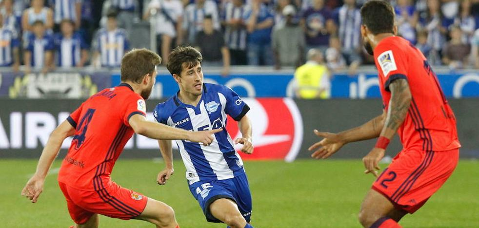 «Mi prioridad tiene que ser meter gol», asume Bojan
