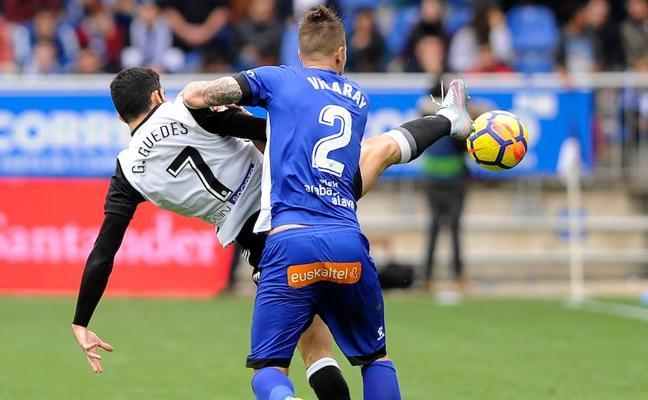 Vigaray se perderá el partido ante el Espanyol