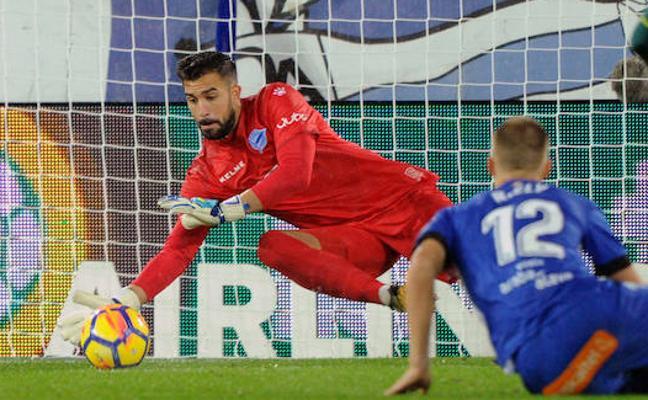 Pacheco: «Soy consciente de que no empecé la liga a mi nivel»