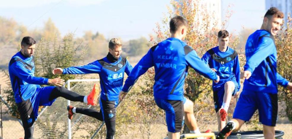Vigaray y Burgui vuelven a la convocatoria de De Biasi