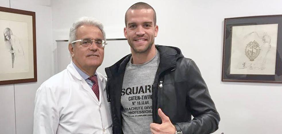 Víctor Laguardia sale de su reclusión