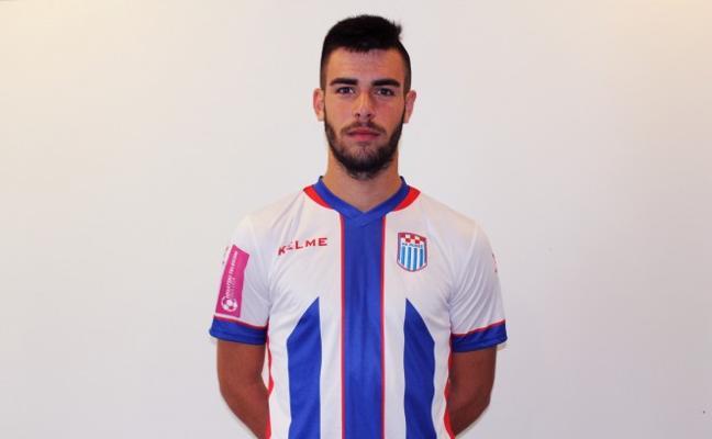 El Alavés incorpora a Robert Peric-Komsic desde su filial croata