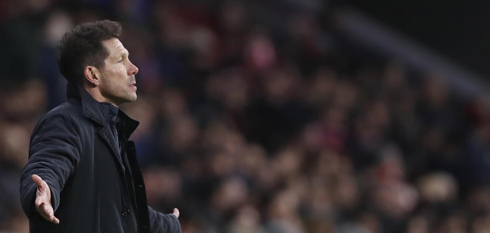 Simeone: «El equipo mejorócon los cambios»