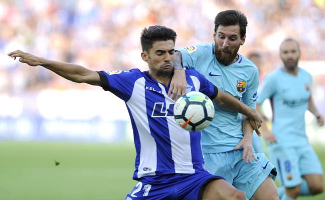 El Alavés visitará el Camp Nou el domingo 28 de enero a las 20.45 horas