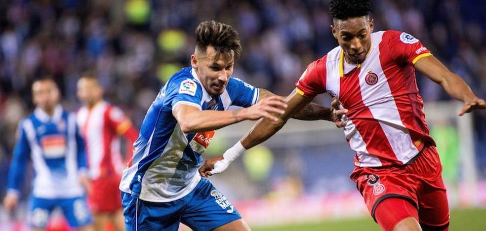 El Alavés, a punto de cerrar la cesión de Hernán Pérez hasta final de temporada