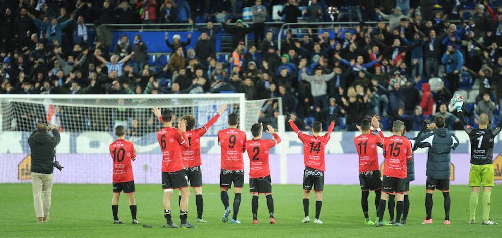 El aplaudido gesto de la afición del Alavés con el Formentera