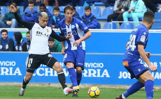 El Alavés pone a la venta 100 entradas para el partido de Valencia