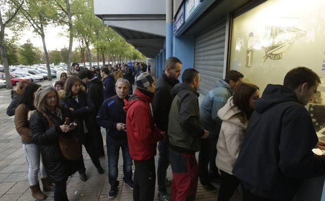 Los abonados del Alavés pagarán entre 5 y 20 euros por ver al Valencia en Mendizorroza
