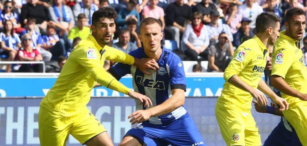 Ya se conoce el horario del Villarreal - Alavés