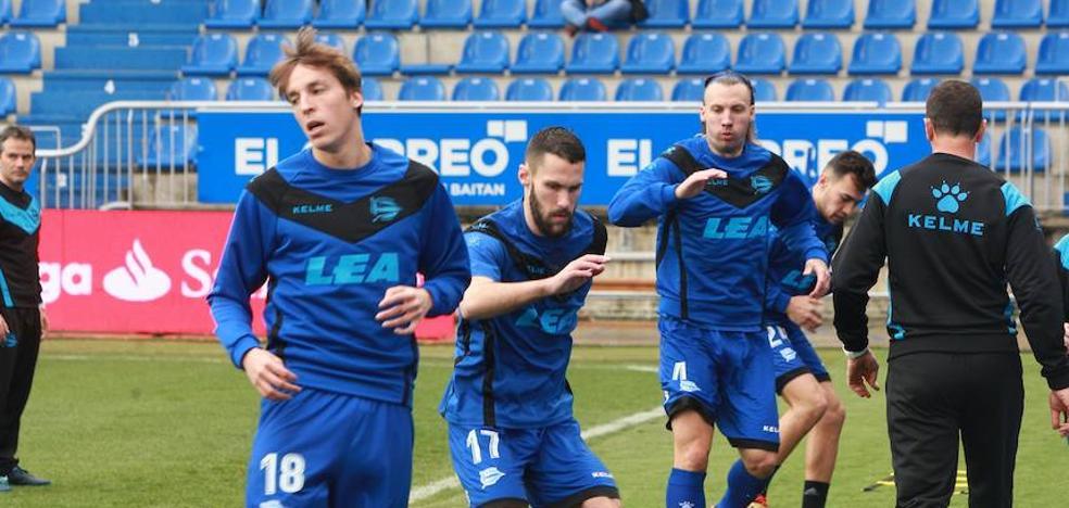 Abelardo elige a Alexis y Torres