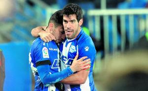 El Alavés ofrece a Manu García la renovación por dos temporadas con opción a una tercera