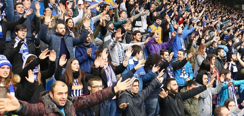Mendizorroza vuelve a vestirse de gala: 19.453 espectadores
