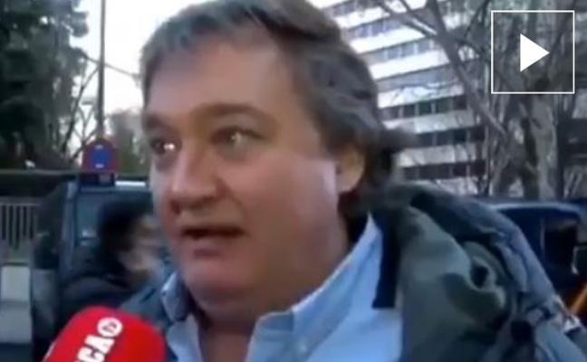El alavesista que se ha hecho viral tras el 4-0: ¿El Madrid? Unos maulas»