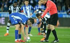 «El próximo penalti, me voy al rechace», ironiza el capitán