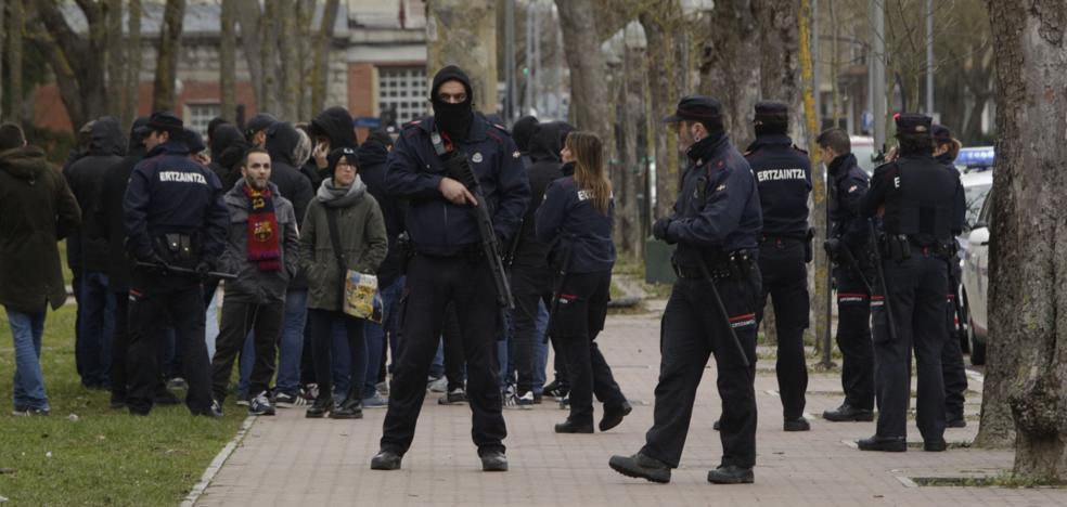 Declarado de alto riesgo el partido Alavés-Betis