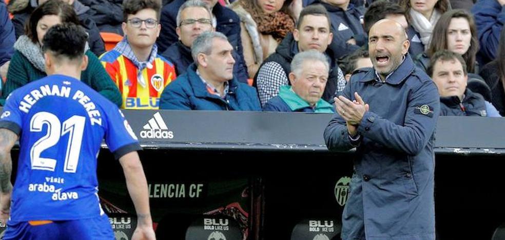 Abelardo: «Es uno de los peores partidos que hemos jugado»