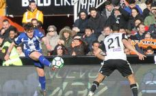 Ibai, casi descartado para ser titular ante el Espanyol