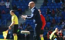 Abelardo: «El equipo ha vuelto a ser lo que yo quiero que sea el Alavés»