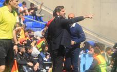 Sánchez Flores: «El primer gol hubiera decantado el partido»