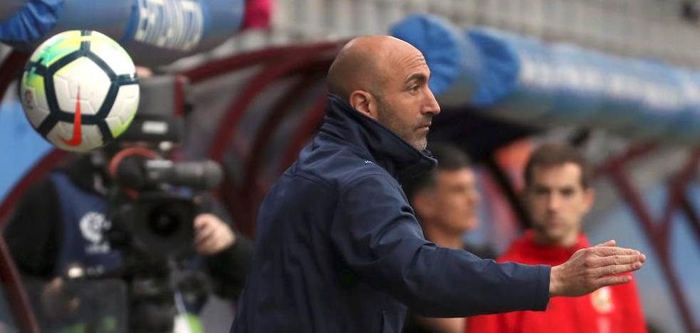 Abelardo: «Ellos han dominado, pero no recuerdo una ocasión muy clara por su parte»
