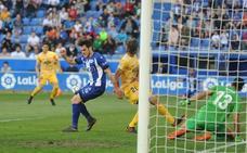 De gol mal anulado al Alavés al tanto del Girona