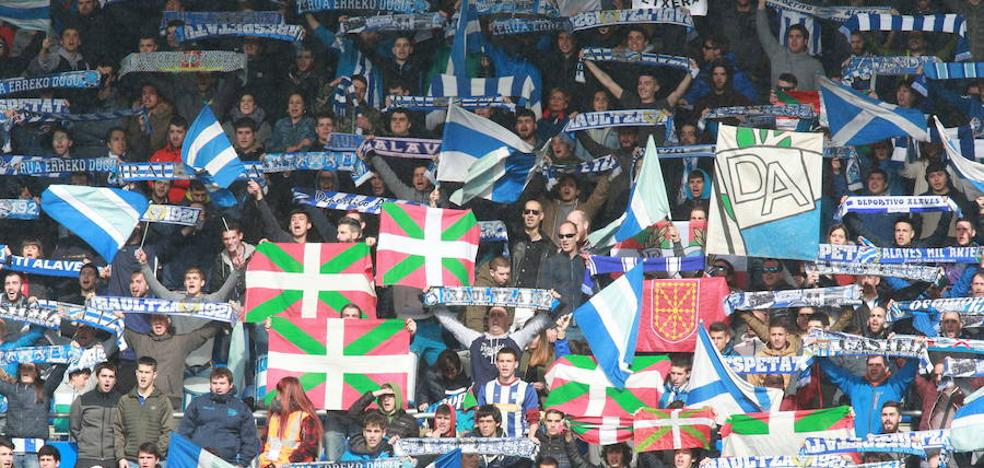 Mendizorroza: el estadio líder en porcentaje de asistencia en Primera División