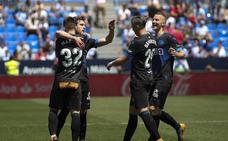 Ibai levanta a La Rosaleda con el gol del año