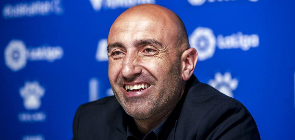 El Alavés extiende un año el contrato Abelardo, el entrenador que volvió a obrar el milagro