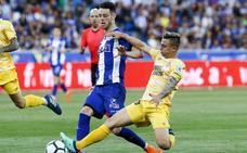 Burgui: «El club apostó fuerte por mí y no he dado el nivel»