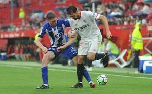 Sevilla - Alavés: en directo: Liga 2018, online