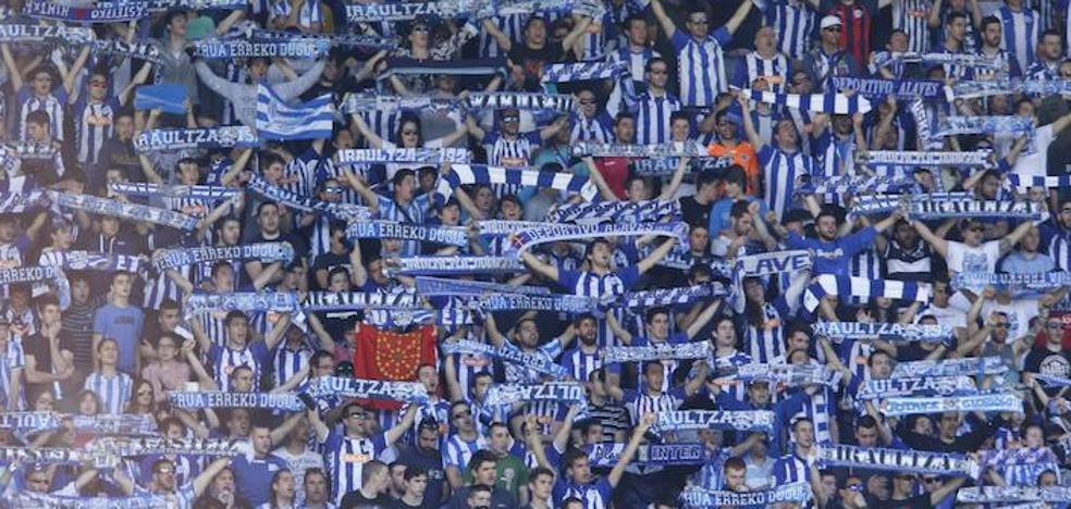 Mendizorroza se corona como el estadio con mayor porcentaje de ocupación de Primera