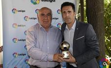 El alavesista Sendoa Aguirre, mejor delegado de Primera División por segunda ocasión