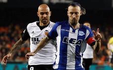 Alexis cierra su etapa en el Alavés tras dos temporadas
