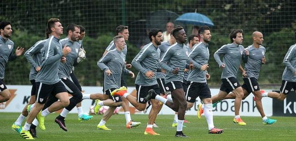 Arranca el Athletic post Valverde