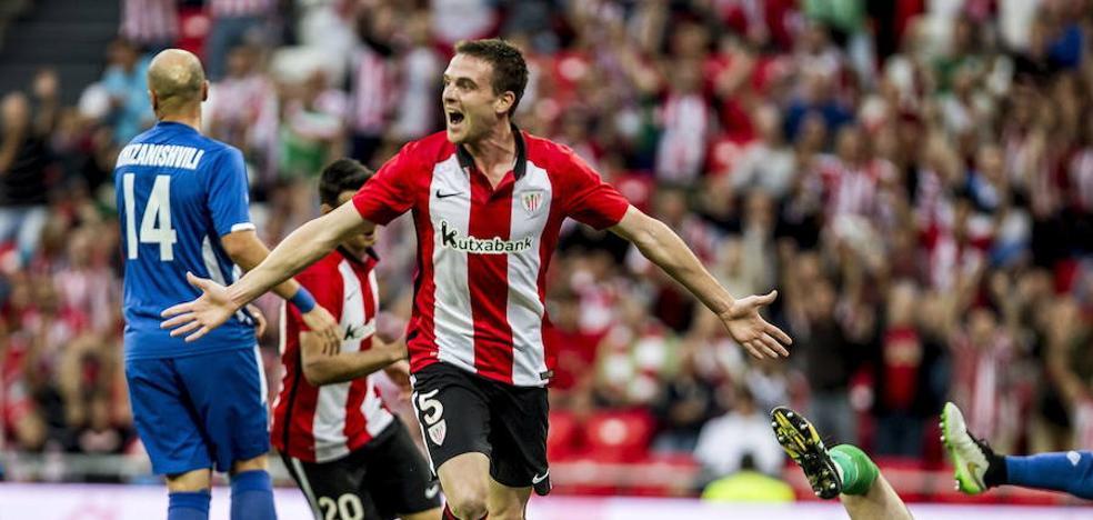 Eraso firma por tres temporadas por el Leganés