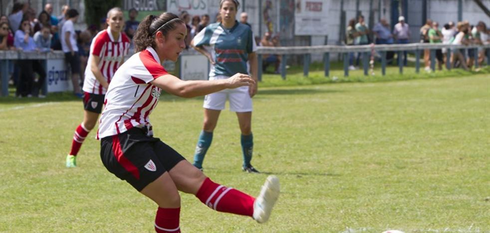 El Athletic femenino golea al Oiartzun